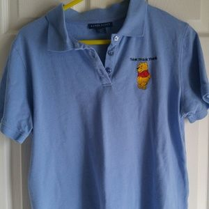 Winnie the pooh polo shirt